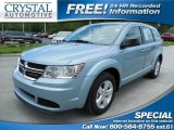 2013 Winter Chill Pearl Dodge Journey SE #83724335