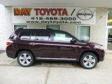 2013 Sizzling Crimson Mica Toyota Highlander Limited 4WD #83723818