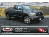 2013 Magnetic Gray Metallic Toyota Tundra TRD Rock Warrior Double Cab 4x4 #83723715