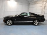 2007 Black Ford Mustang V6 Premium Coupe #83723897