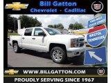 2014 Summit White Chevrolet Silverado 1500 LT Crew Cab 4x4 #83724427