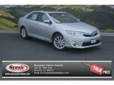 2013 Classic Silver Metallic Toyota Camry Hybrid XLE #83723707