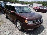 2010 Cinnamon Metallic Ford Flex SEL #83723806