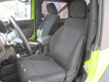 2012 Jeep Wrangler Sport 4x4 Front Seat
