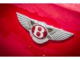 Bentley Continental GT V8 Badges and Logos
