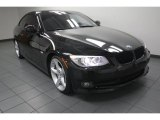 2011 Jet Black BMW 3 Series 335i Coupe #83724247