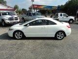2007 Taffeta White Honda Civic EX Coupe #83724318