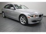2013 Glacier Silver Metallic BMW 3 Series 320i Sedan #83724231