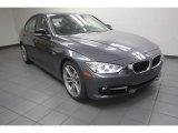 2013 Mineral Grey Metallic BMW 3 Series 328i Sedan #83724230
