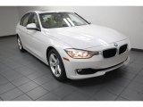 2013 Mineral White Metallic BMW 3 Series 328i Sedan #83724229