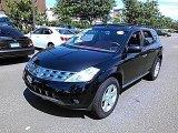 2004 Super Black Nissan Murano SE AWD #83774665