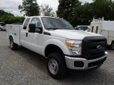 2013 Ford F250 Super Duty XL SuperCab 4x4 Utility Data, Info and Specs