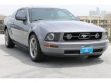 2006 Tungsten Grey Metallic Ford Mustang V6 Premium Coupe #83774994