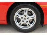 Porsche Boxster 2000 Wheels and Tires