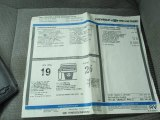 2004 Chevrolet Venture Plus Window Sticker