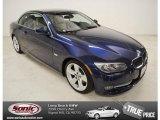 2011 Deep Sea Blue Metallic BMW 3 Series 328i Convertible #83774650
