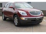 2008 Red Jewel Buick Enclave CXL #83774983