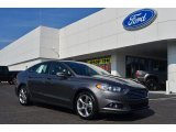 2013 Sterling Gray Metallic Ford Fusion SE 1.6 EcoBoost #83774527