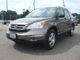 2010 Urban Titanium Metallic Honda CR-V LX AWD #83775085
