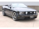 2006 Tungsten Grey Metallic Ford Mustang GT Premium Convertible #83774980