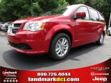2013 Redline 2 Coat Pearl Dodge Grand Caravan SXT #83774501
