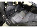2009 Pontiac G8 GT Rear Seat