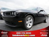 2013 Pitch Black Dodge Challenger SXT #83774496