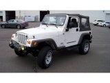 2006 Stone White Jeep Wrangler SE 4x4 #83774395