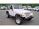 2006 Jeep Wrangler Stone White