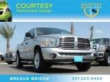 2008 Bright Silver Metallic Dodge Ram 1500 SLT Quad Cab #83774955