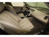 2006 Nissan Murano SL Front Seat