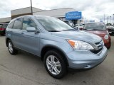2010 Glacier Blue Metallic Honda CR-V EX-L AWD #83775021