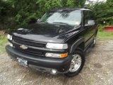 2002 Onyx Black Chevrolet Tahoe Z71 4x4 #83774607