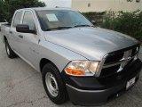 2009 Bright Silver Metallic Dodge Ram 1500 ST Crew Cab #83774369