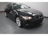 2008 Black Sapphire Metallic BMW 3 Series 335i Coupe #83774737