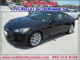2013 Black Noir Pearl Hyundai Genesis Coupe 2.0T Premium #83774354