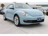 2013 Denim Blue Volkswagen Beetle 2.5L #83774943