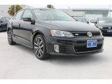2013 Deep Black Pearl Metallic Volkswagen Jetta GLI Autobahn #83774939