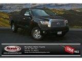 2013 Black Toyota Tundra Limited Double Cab 4x4 #83774233