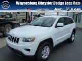 2014 Bright White Jeep Grand Cherokee Laredo 4x4 #83774582