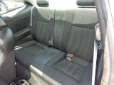 2010 Chevrolet Cobalt SS Coupe Rear Seat