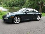 2005 Porsche 911 Dark Teal Metallic
