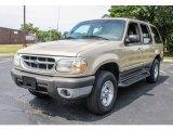 1999 Ford Explorer Harvest Gold Metallic