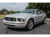 2006 Satin Silver Metallic Ford Mustang V6 Premium Coupe #83774790