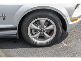 2006 Ford Mustang V6 Premium Coupe Wheel