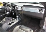2006 Ford Mustang V6 Premium Coupe Dashboard