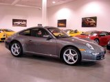 2008 Meteor Grey Metallic Porsche 911 Carrera Coupe #837691