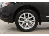 Nissan Rogue 2012 Wheels and Tires