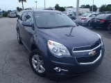 2013 Atlantis Blue Metallic Chevrolet Equinox LT #83836505