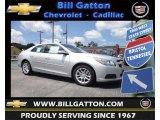 2013 Silver Ice Metallic Chevrolet Malibu LT #83836406